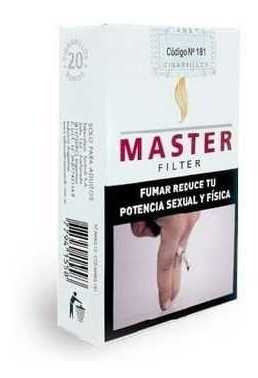 Cartón Master Común