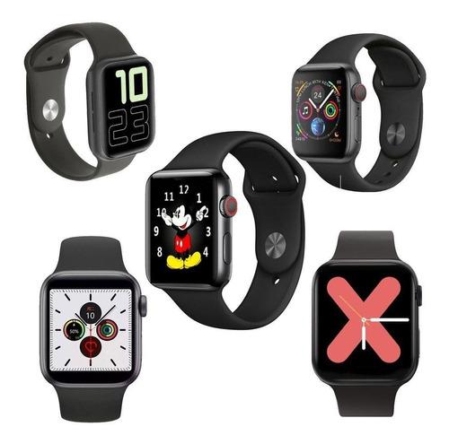 Smartwatch Relógio Iwo12 44mm Serie 5 Funciona Perfeitamente