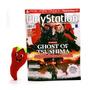 Revista Playstation Detonado Ghost Of Tsushima N° 271