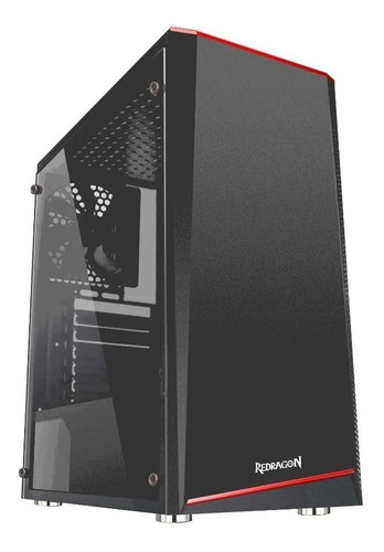 Gabinete Gamemax Nova N6 Mid-tower Atx 1*fan Argb Bgui