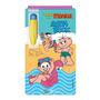 Livro Para Colorir Aqua Book Turma Da Mônica Pinta Com Água