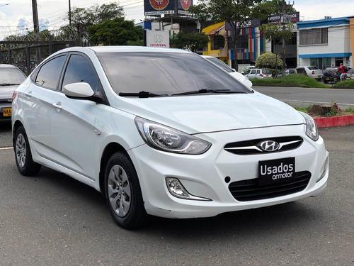 Hyundai Accent 2013 1.4l 4 P