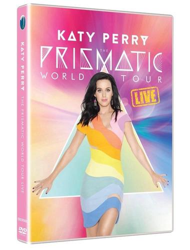 Dvd Katy Perry:  The Prismatic World Tour Live Original