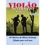 Violão 40 Músicas Cifradas Para Violão clássicos Sertanejo