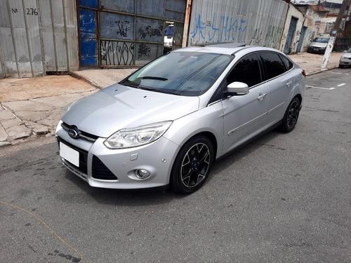 Ford Focus Titanium 2014 Automatico