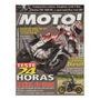 Moto! N°176 Honda Cb300r Eva Track T 800cdi Diesel Hornet