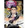 Mangá Demon Slayer Kimetsu No Yaiba Vol 15
