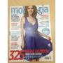 Revista Molde Cia 80 Couro Vestidos Saia Blusa Colete H485