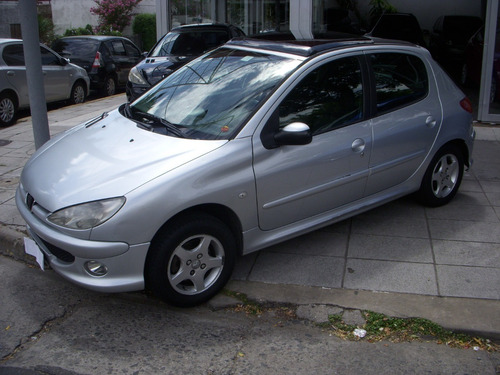 Peugeot 206 Xt Premium 2.0 Hdi 5 Puertas 2007