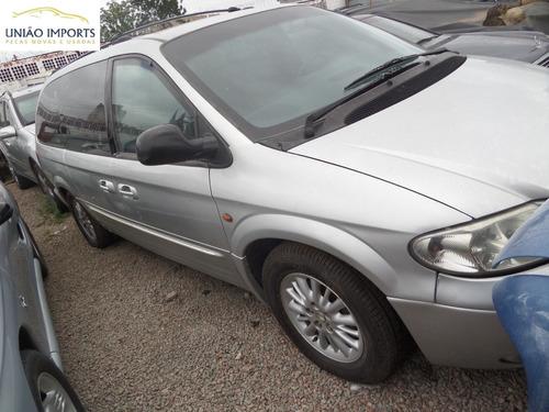 Sucata Chrysler Grand Caravan 3.3 2004 (retirada De Peças)