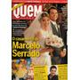 Quem 622: Marcelo Serrado / Marjorie Estiano / Sandy / Xuxa