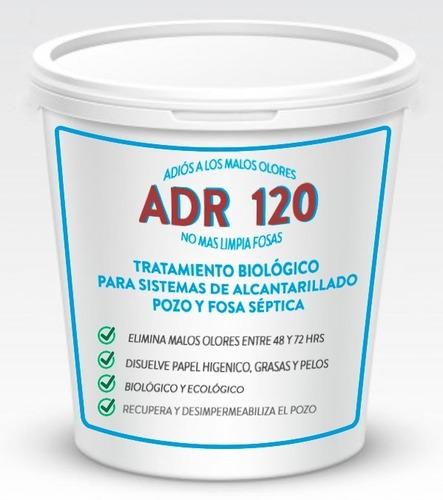 Kit Sos: Bacterias Para Destapar Pozo Y Fosas Sépticas (3kg)