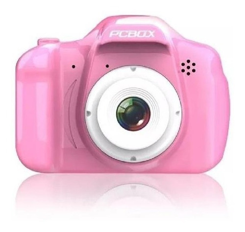 Camara Fotográfica Pcbox Click Pcb- Kcr Display 2  8mp 1080p