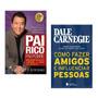 Livros Pai Rico Como Fazer Amigos Influenciar Pessoas