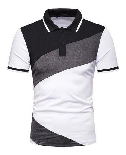Camisa Gola Polo Masculina Camiseta Premium Diverse Estilos