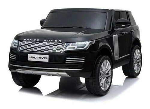 Carrinho Eletrico Infantil Land Rover Discovery + Dvd