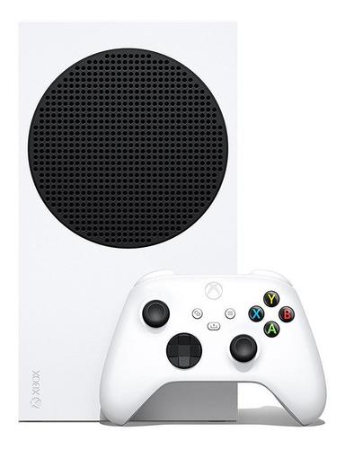 Console Xbox Series S 500gb Controle Sem Fio Hdmi Microsoft