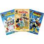 Kit 3 Revistas Gibi Em Quadrinhos Nº 0 Hq Disney 2019 Oferta