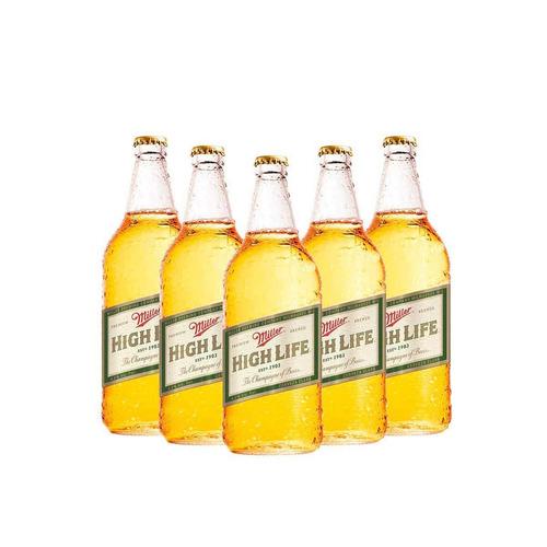 Cerveza Miller Lager 940ml 12 U