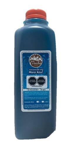 Jarabe Sabor Mora Azul