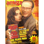 Revista Amiga 1299/95 Claudia Ohana/josé Wilker/leila Dini