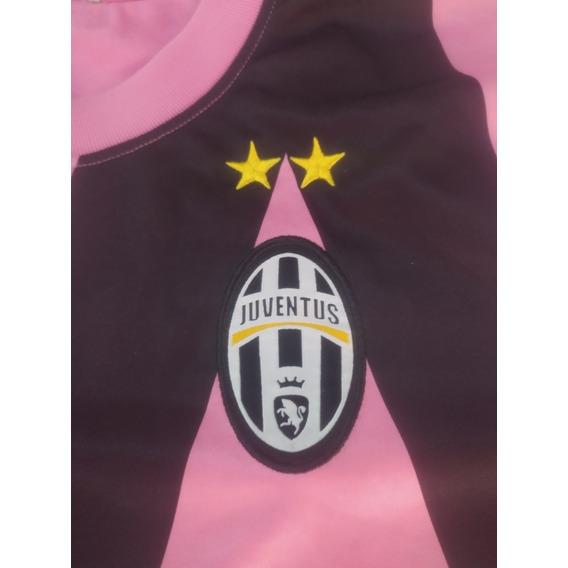 Camiseta Juventus Estrella Rosa