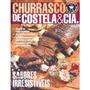 Livro Churrasco De Costela & Cia Sabores Irresistíveis