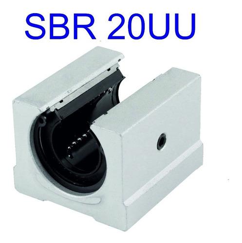 Rodamiento Lineal Sbr20uu Oferta!!!