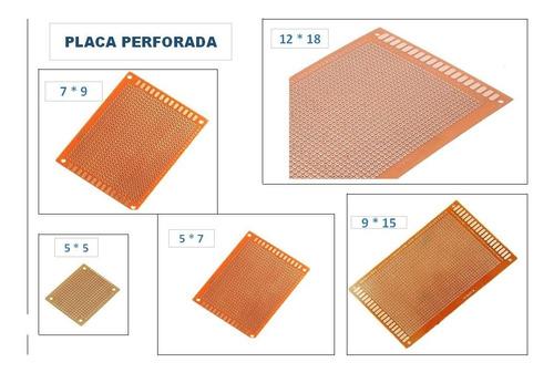Tarjeta Pcb Perforada