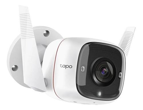 Cámara Wifi Tp Link Tapo C310 Hd 1080p Exterior Visión Noctu