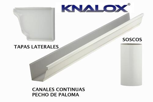 Canales Para Agua, Pecho De Paloma Continuas, Canalon, Canoa