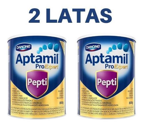 Kit Aptamil Pro Expert Pepti - 800g 2 Unid.