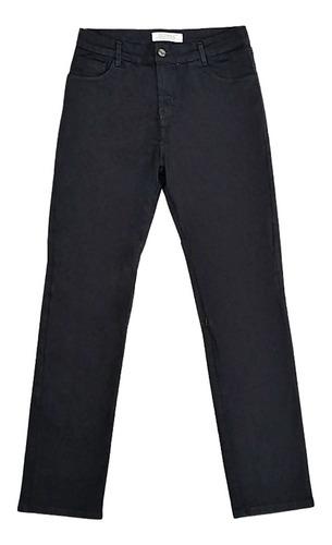 Calça Corse Motorcycle Jeans Slim Black Com Kevlar Proteção