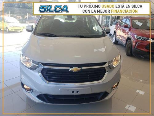 Chevrolet Spin 7 Ltz Manual 2021 Gris Plata 0km