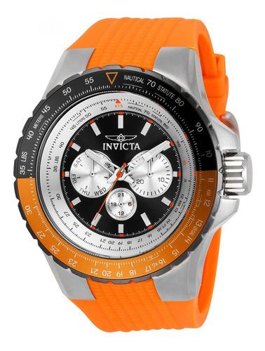 Reloj Invicta 33035 Naranja Hombres