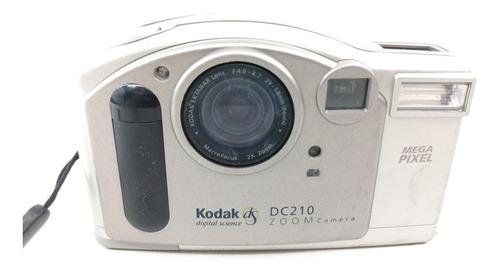 Câmera Fotográfica Digital Kodak Dc 210 Com Defeito