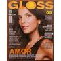 Revista Gloss Nº 09 Ivete Sangalo Ashton Kutcher