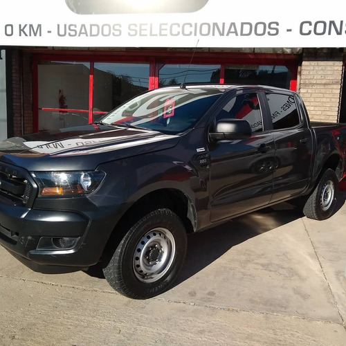 Ford Ranger Xl Cab Doble 2016 Impecable
