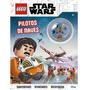 Livro Lego Star Wars Pilotos De Naves