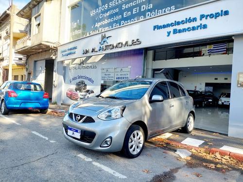 Nissan March Extra Full 40.000 Km Retira U$d 6990 Y Financia