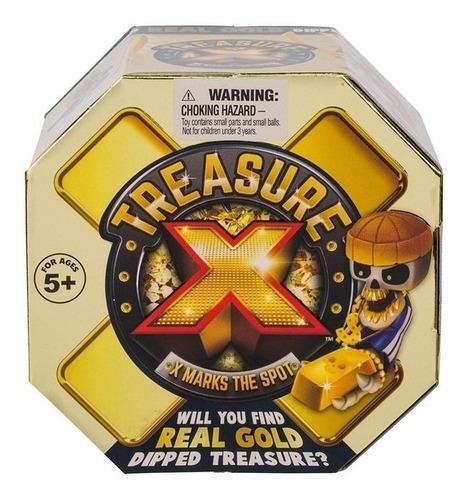 Treasure X Descubre Con El Mapa El Tesoro Enterrado Art 4151