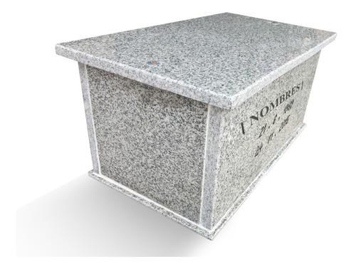 Urnas Funerarias Para Cementerio, Granito Gris