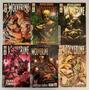 6 Hqs Marvel Wolverine 68, 69, 70, 71, 72 E 73 Panini Comics