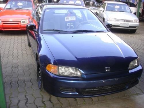 Honda Civic 1.5 Dx 1995 Azul