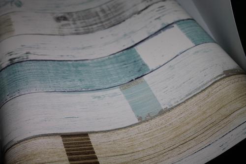 43. Papel Adhesivo Tapiz Pared Vintage Sea 45cmx1mt