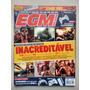 Revista Egm Brasil 46 Ps3 Xbox Revolution 44 Jogos B518