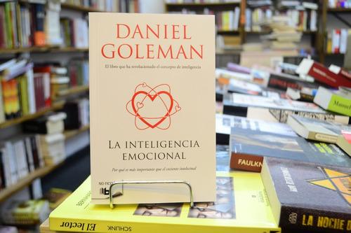 La Inteligencia Emocional. Daniel Goleman.