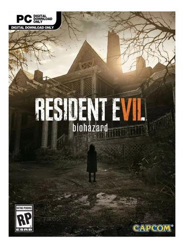 Resident Evil 7: Biohazard Digital Pc Capcom