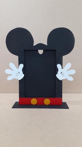 Porta Retratos Mickey Mouse Para Fotos 11.5 X 16 Cms