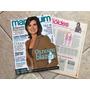 Revista Manequim 559 Fátima Bernardes Blazers Moletom F375